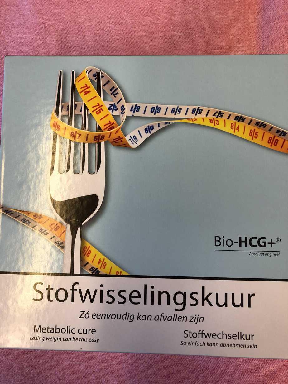 Stofwisselingskuur Bio-HCG+